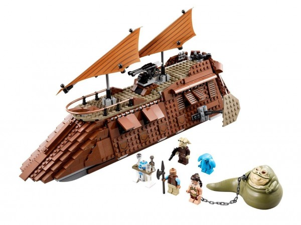 LEGO Jabba's Sail Barge STAR WARS