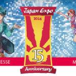 Japan Expo fête son 15ème anniversaire sur 5 jours