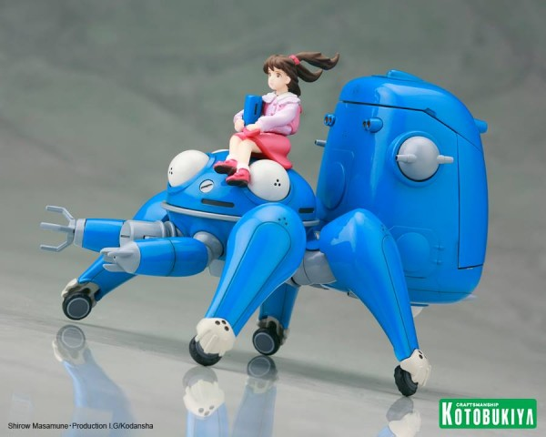 koto Ghost In The Shell Stand Alone Complex Tachikoma Model Kit 1