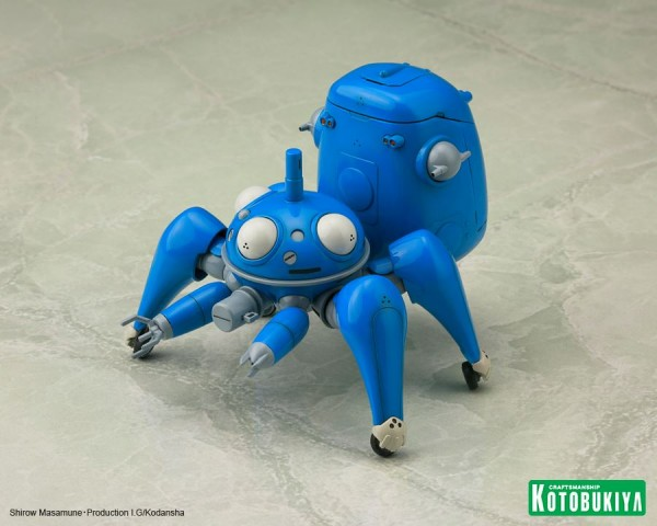 koto Ghost In The Shell Stand Alone Complex Tachikoma Model Kit  2