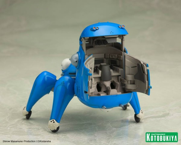 koto Ghost In The Shell Stand Alone Complex Tachikoma Model Kit  4