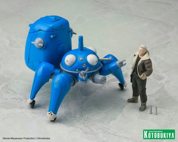 koto Ghost In The Shell Stand Alone Complex Tachikoma Model Kit 6