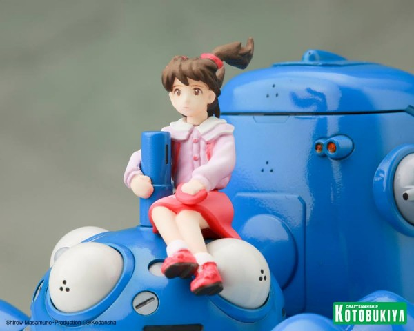 koto Ghost In The Shell Stand Alone Complex Tachikoma Model Kit  8