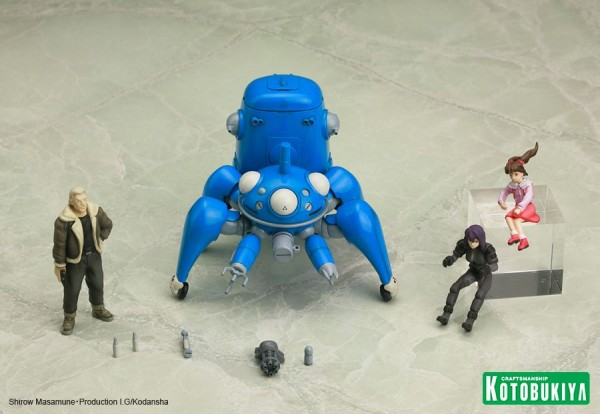 koto Ghost In The Shell Stand Alone Complex Tachikoma Model Kit  9