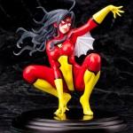 Marvel Bishoujo : Kotobukiya dévoile Spider-Woman