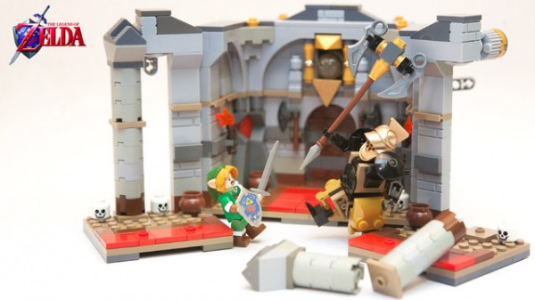 legend of zelda lego cusoo