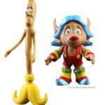 Loo-Kee et Broom bonus de figurines MOTUC