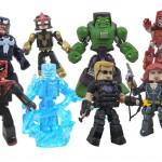 Marvel Minimates : la série 17 (TRU) dispo aux US