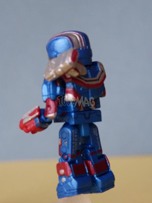 marvel minimates iron patriot capamerica thor 14