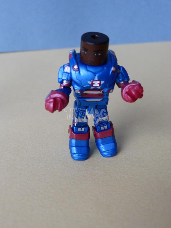 marvel minimates iron patriot capamerica thor 18