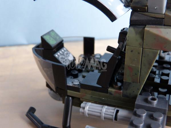 megabloks callofduty chopper strike 16
