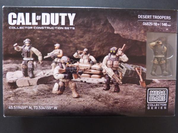 megabloks callofduty desert troopers 1
