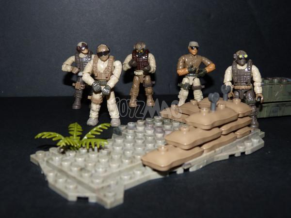 megabloks callofduty desert troopers 7