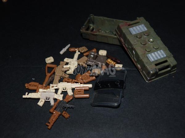 megabloks callofduty desert troopers 8