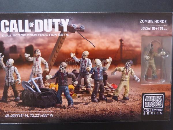 megabloks callofduty zombie horde 1