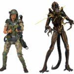 Aliens : Hudson Vs Xenomorph par NECA