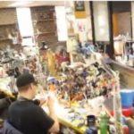 Arcade Sushi explore le studio NECA