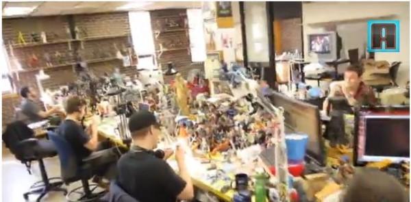 neca tour par arcade sushi toyzmag