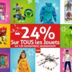 Bon Plan : -24% sur tous les jouets de la boutique Disney Store France