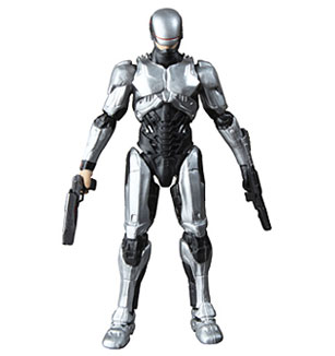 4 IN RoboCop Action Figure 1.0
