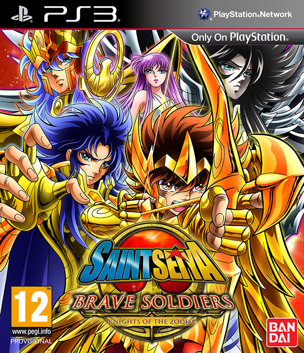 SAINT SEIYA BRAVE SOLDIERS  PlayStation3 NAMCO BANDAI Games Europe
