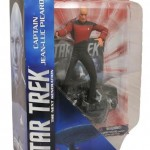 Star Trek Select : Packaging du Captain Picard