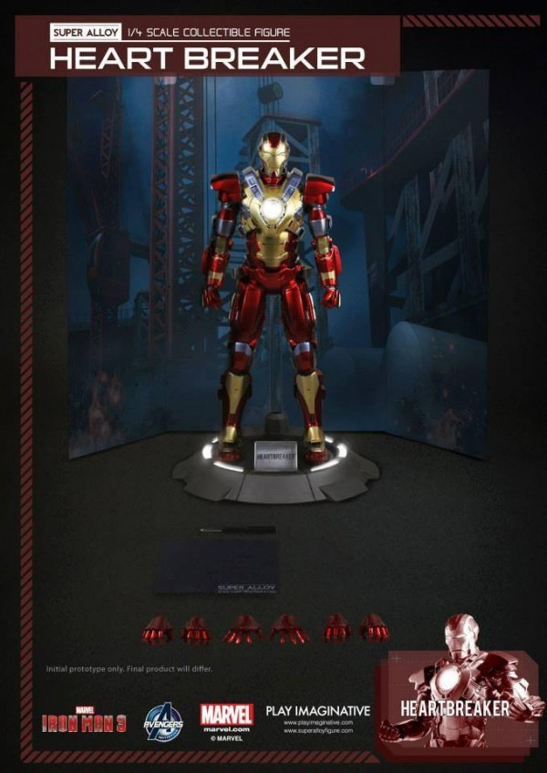 super alloy heartbreaker iron man 7