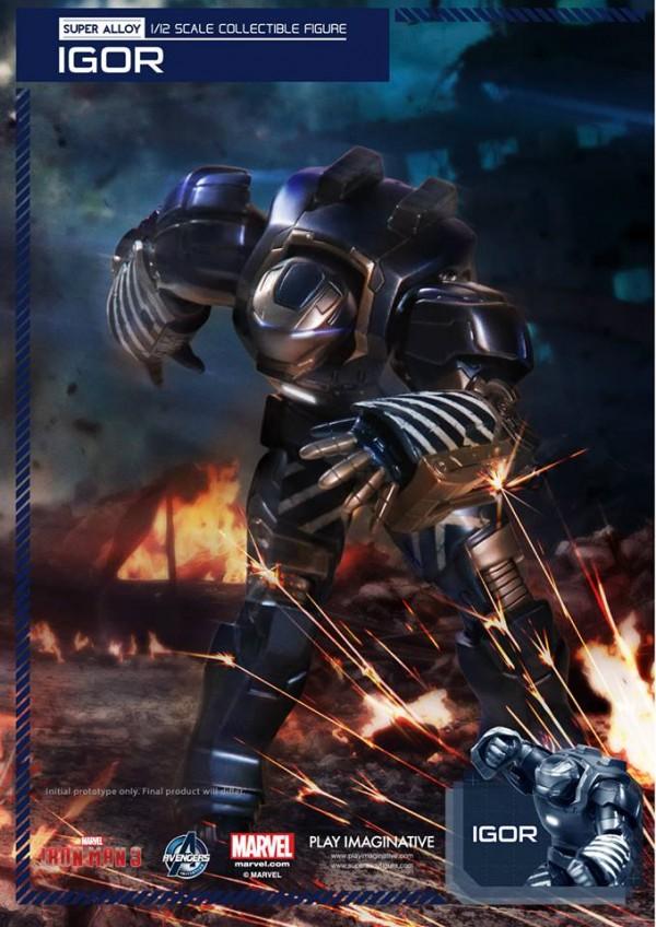 super alloy iron man igor 1