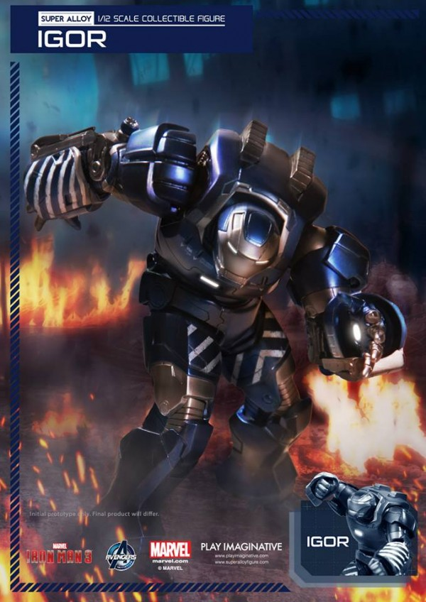super alloy iron man igor 2