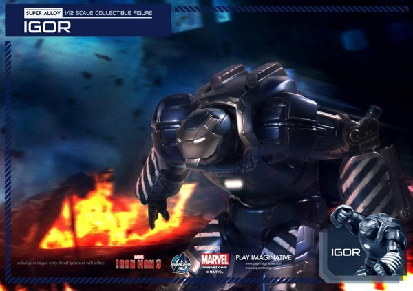 super alloy iron man igor 3