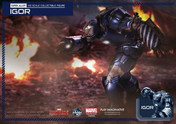 super alloy iron man igor 5