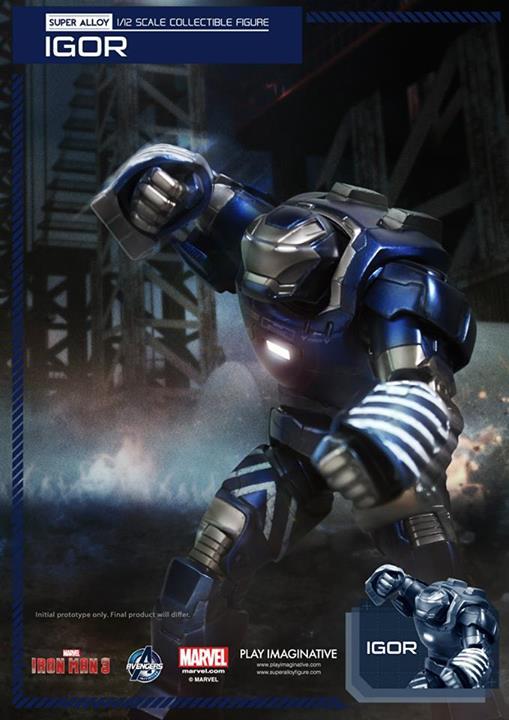 super alloy iron man igor 6