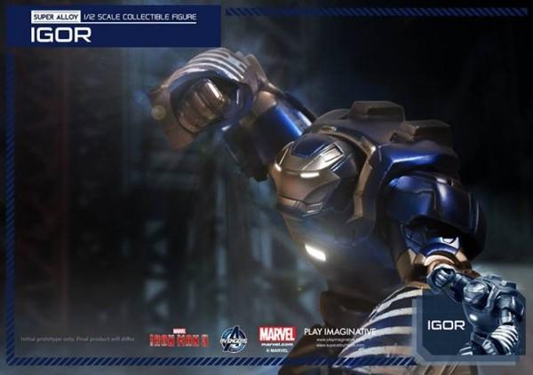 super alloy iron man igor 7