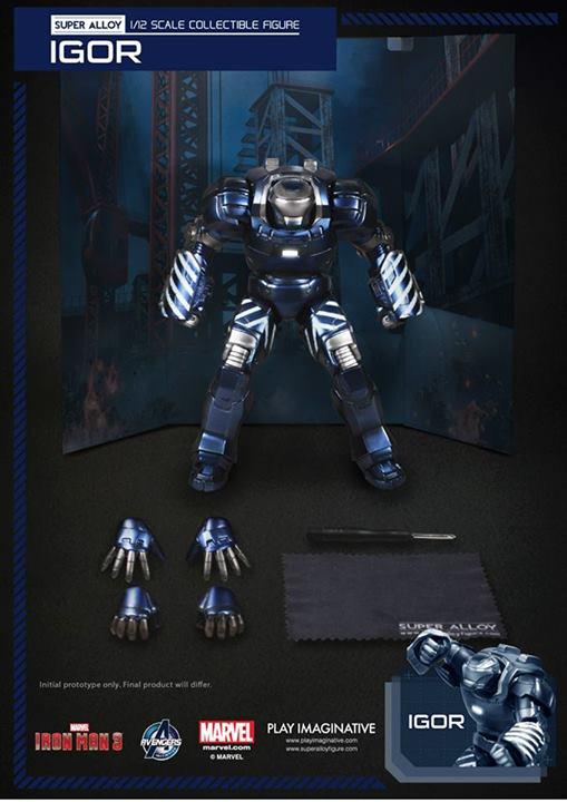 super alloy iron man igor 8