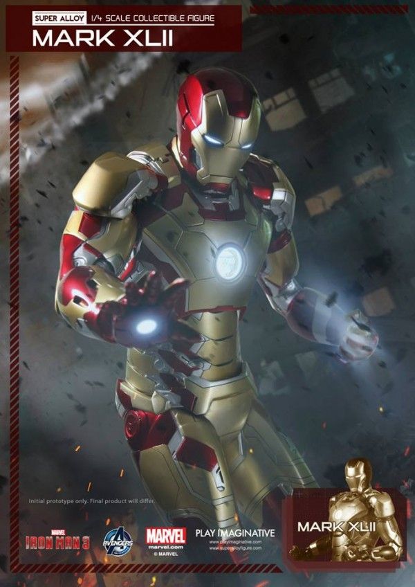 super alloy iron man mk42  5