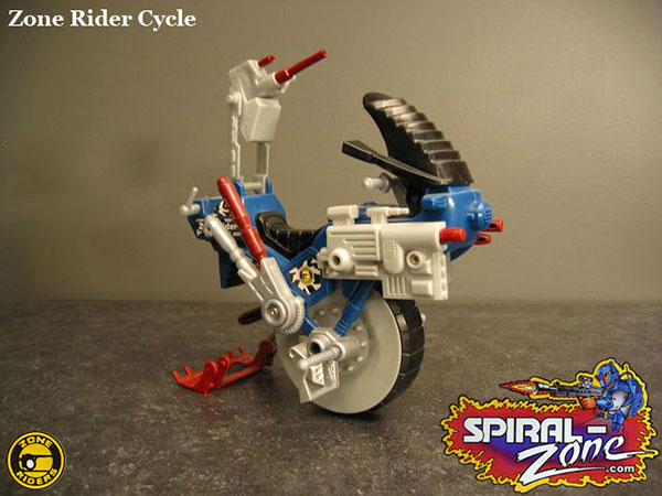 Spiral Zone Les jouets T Cycle