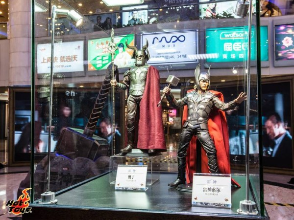 thor the dark world expo hot toys chine 22
