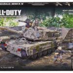 Call of Duty : nouveau calendrier des sorties Mega Bloks