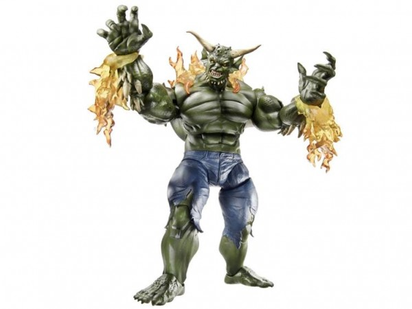 BAF spidey green goblin 2014