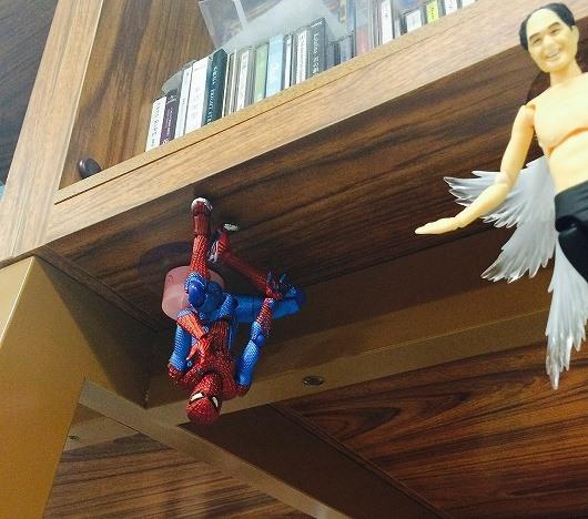 Figma Spider-Man