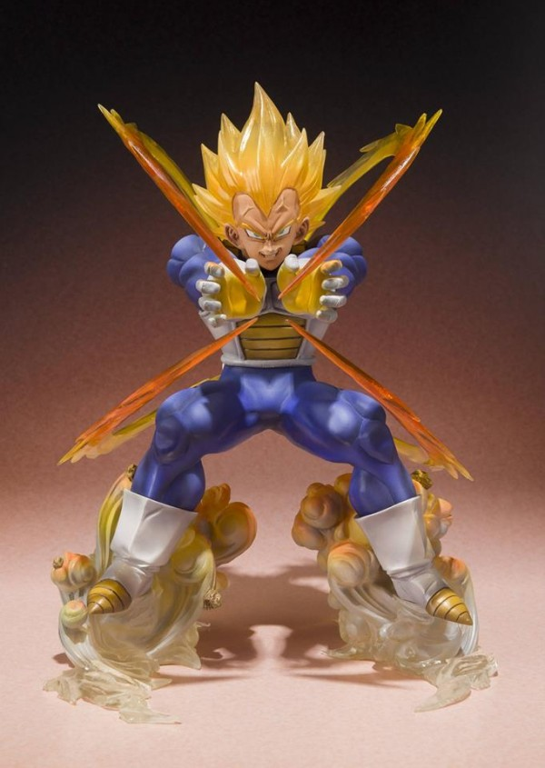 Figuarts ZERO - Vegeta Super Saiyan.