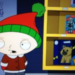Flashback dans la lucarne – Man-E-Faces dans Family Guy !