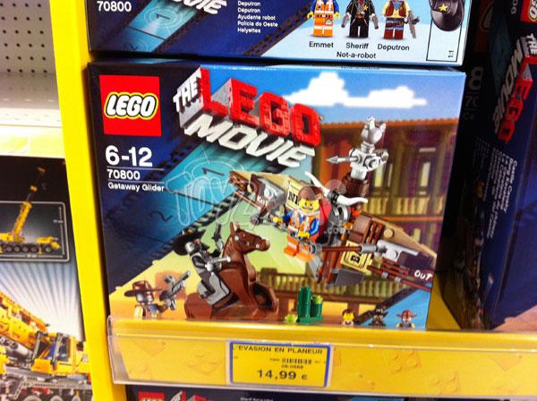 Lego movie Getaway Glider