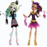 Monster High de nouvelles poupées en France