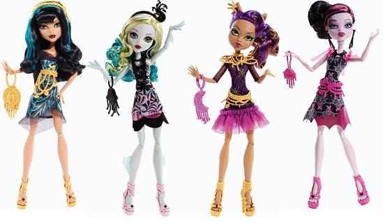 Monster High  Black Carpet
