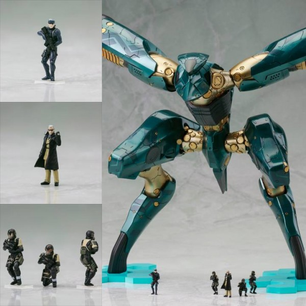 Metal Gear Solid 4 Guns Of The Patriot - Metal Gear Ray