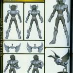 Saint Seiya les images du proto du Cygne MC ex