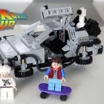 Nom de Zeus ! Review du LEGO Set Retour vers le futur