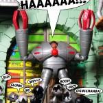 Nettoyez les égouts avec les M.O.U.S.E.R.S. TMNT 2013 (Playmates) !