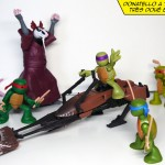Toy Review : TMNT Turtles In Training (Playmates 2013)